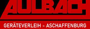 Logo Aulbach Geräteverleih
